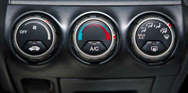 Auto A/C inspection service