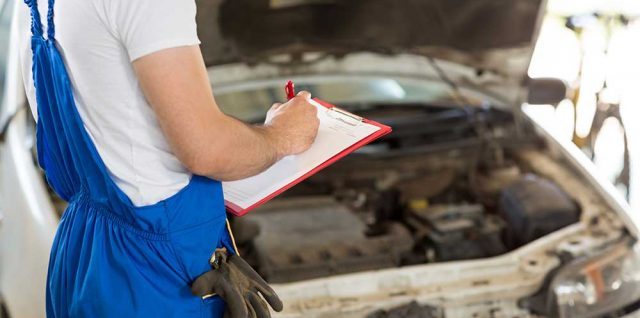Vehicle inspections and safety